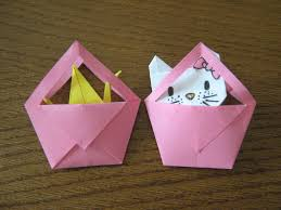 Origami Paper Works - origami bags learn 2 origami origami paper craft
