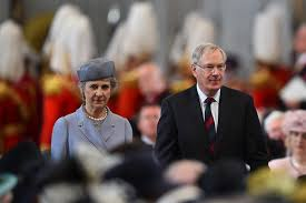 duke of gloucester photos photos national service of