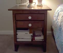 Nightstand With Drawer Nightstand Concealed Wall Storage Table With Hidden Furniture