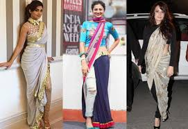 saree draping new styles 7 cool ways to drape saree to flaunt your style