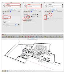getting better sectional views in layout sketchup blog