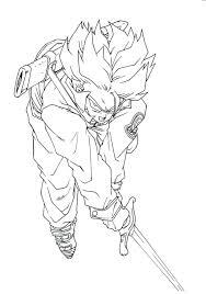 articles dragon ball coloring pages goku super saiyan 4 tag
