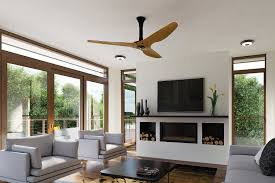 Ceiling Fan For Living Room by Why Haiku Home Haiku Home