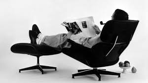 Lounge Chair Ottoman The Story The Eames Lounge Chair Ottoman Interoffice