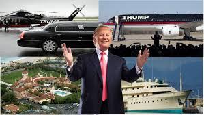 donald trump biography life of donald trump house