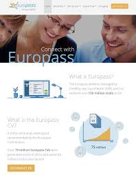 how to write a resume with no work experience home europass visit the new europass interoperability portal