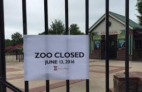 tulsa zoo closed after threat public radio tulsa