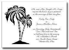 Diy Wedding Invitation Template Beach Wedding Invitation Kits Printable Diy Templates