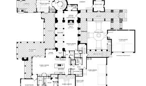Colonial Floor Plans Smart Placement Spanish Colonial Floor Plans Ideas House Plans