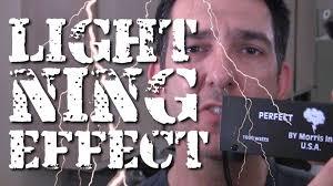 perfect storm lightning simulator youtube
