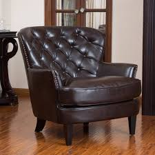 chair extraordinary century french leather lounge club chair