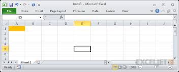 Excel Workbook Template How To Set A Default Template In Excel Exceljet