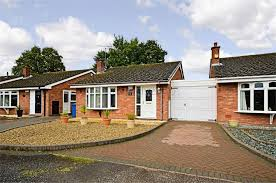 2 bedroom detached bungalow for sale in staffordshire