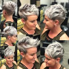 hair makeovers for women over 40 10 short hairstyles for women over 40 pixie haircuts 2018