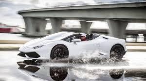 lamborghini white price 2016 lamborghini huracan lp 610 4 spyder convertible review with