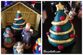 Homemade Christmas Tree Decorations Dough Salt Dough Christmas Tree Ornaments Christmas Lights Decoration