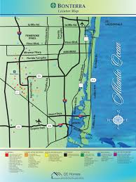 Map Of South Florida by Bonterra A New Community Hits The South Florida Map Cc Homes