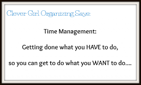 Downsizing Definition Time Management Choose And Use The Right Planner