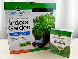 how does your aero garden grow frugal upstate
