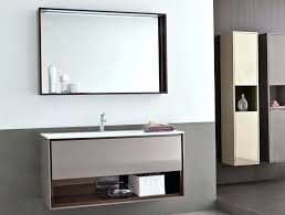 framed bathroom mirrors add a mirrormate frame to the mirror