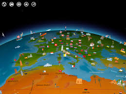 Amiduos Lets You Run Android Apps On Your Windows Pc Now Pcworld by 100 World Map App How To Use Windows Ink On The Maps App On