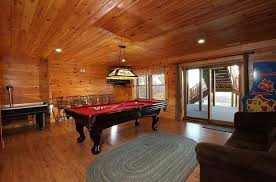 Cabin Floor by Ape Cabin 1 Shenandoah Valley Luray Va Mountain Vacation Rental