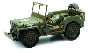 amphibious jeep ww2 amazon com new ray jeep willys 1 32 scale die cast model car ww