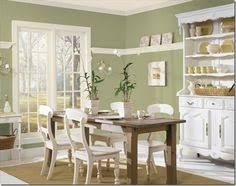 Great Greens Soothing Colors And Benjamin Moore - Good dining room colors