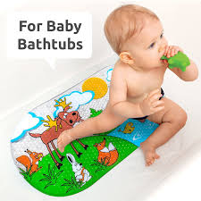 Best Bathtubs For Infants Amazon Com Baby Bath Mat Non Slip For Kids Size 27