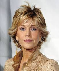 bing hairstyles for women over 60 jane fonda with shag haircut 90 classy and simple short hairstyles for women over 50 short