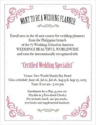 Become A Wedding Planner Best 25 Wedding Assistant Ideas On Pinterest Cost Of Wedding