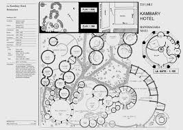 hotel restaurant floor plan le kambary hotel and restaurant presentation panel with site plan