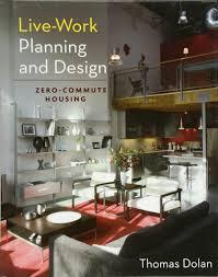 live work planning and design zero commute housing amazon co uk