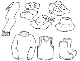 clothes coloring 63 coloring pages adults