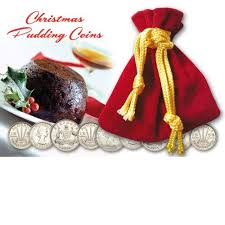christmas pudding coin pack the perth mint