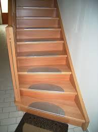 buche treppe treppen und geländer mit verschiedenen materialarten