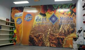 miller lite lexjet blog wall murals and graphics for stores
