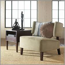 Small Accent Chair Bedroom Ideas Beige Upholstered Bedroom Accent Chairs With Curved