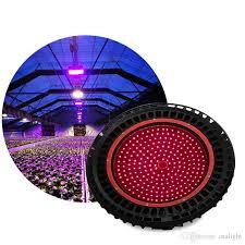 ufo led grow light greenhouse waterproof ip65 200w ufo led grow light hydroponic indoor