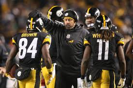 Steel Curtain Pictures Steelers News Todd Haley And Antonio Brown Are More Alike Than