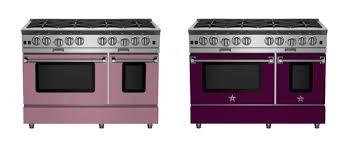 kitchen appliance colors kitchen appliance color trends for fall winter bluestar