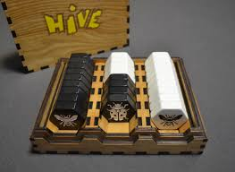 Hive Homes by Laser Cut Hive Box Improvement Games Box Gaming And Board