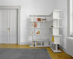 useful suggestions on how to choose the perfect corner bookcases