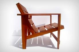 modern adirondack chair drew home