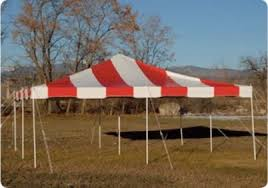 circus tent rental 16 x 16 white circus tent