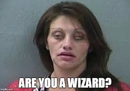 Meth Meme - are you a wizard meth mom imgflip