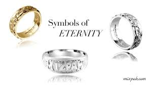 symbolic rings power of symbolic rings mizpah inspirational jewelry