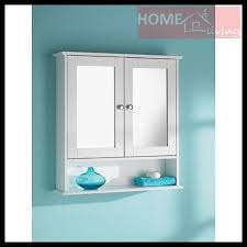 double door mirrored bathroom cabinet double door wall mirror storage cupboard bathroom cabinet shelves