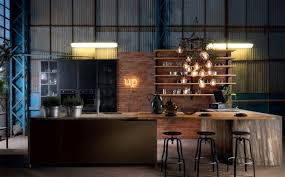 cuisine industriel cuisine industrielle par cuisine factory brut2deco