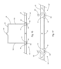 patent us8297579 electrical hanger assembly for a suspended